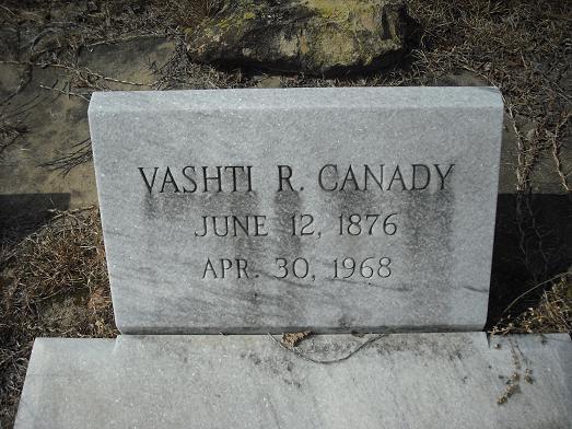 Vashti Lurene Vash <i>Rich</i> Canady