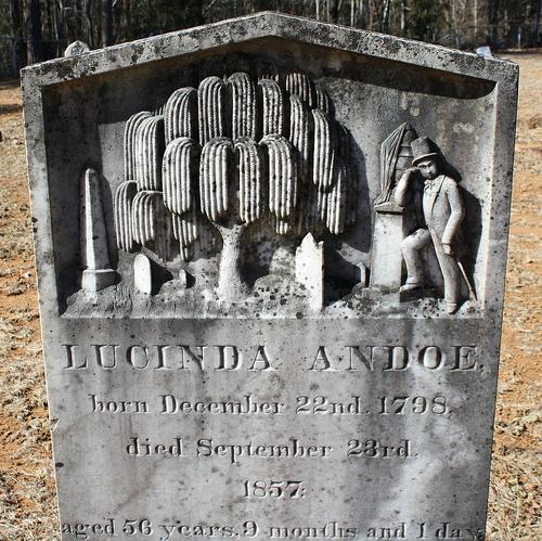 Lucinda <i>Moody</i> Andoe