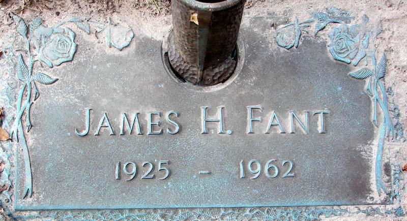 James H Fant
