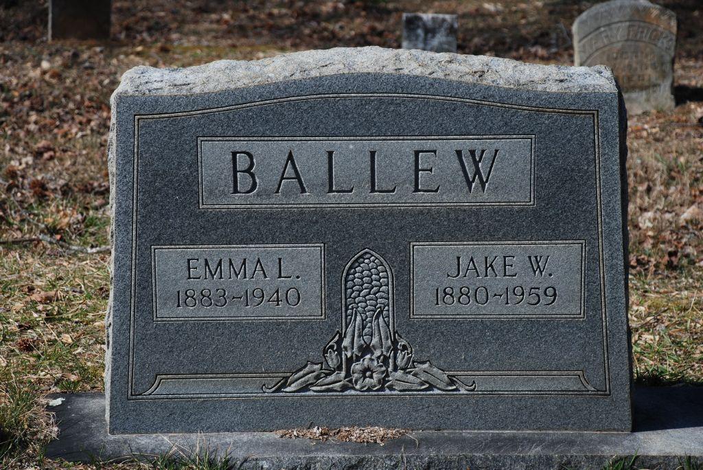 Jake W Ballew
