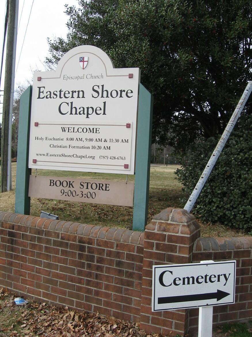 Eastern Shore Chapel Cemetery