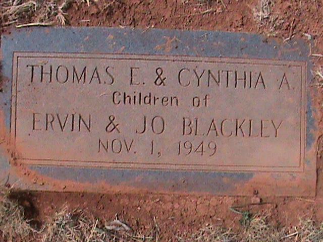 Cynthia Alice Blackley