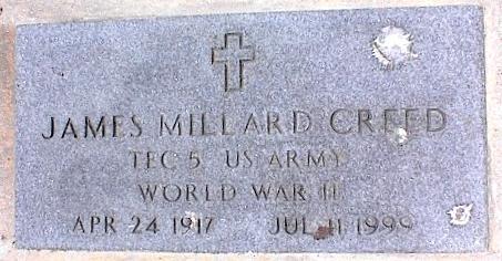 James Millard Creed