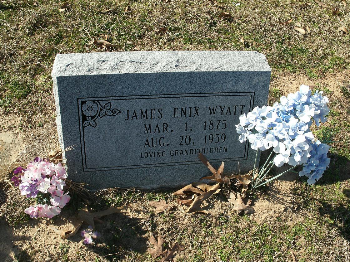 James Enix Wyatt