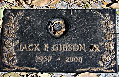 Jack F. Gibson, Jr