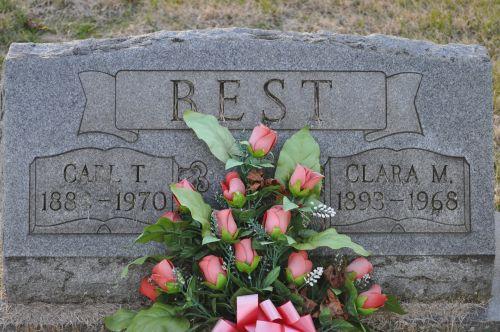 Clara M Best