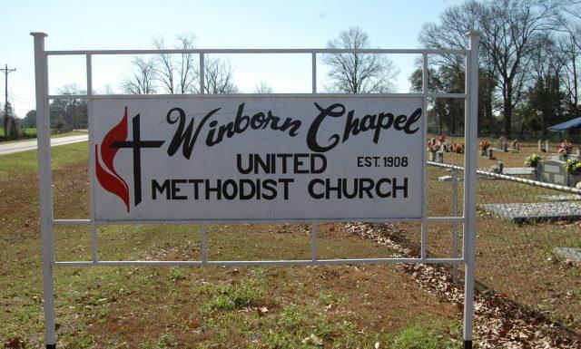 Winborn Chapel Cemetery