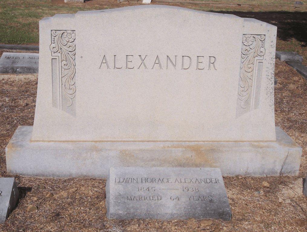 Edwin Horace Alexander