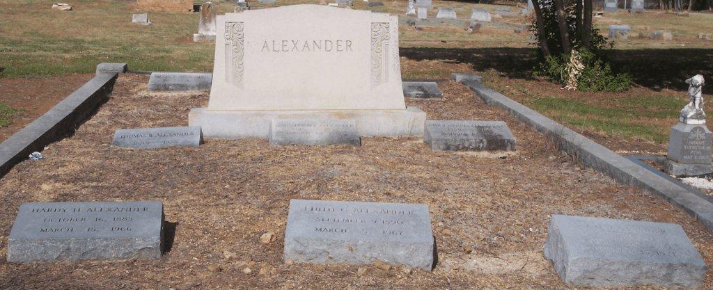 Edith C. <i>Santee</i> Alexander