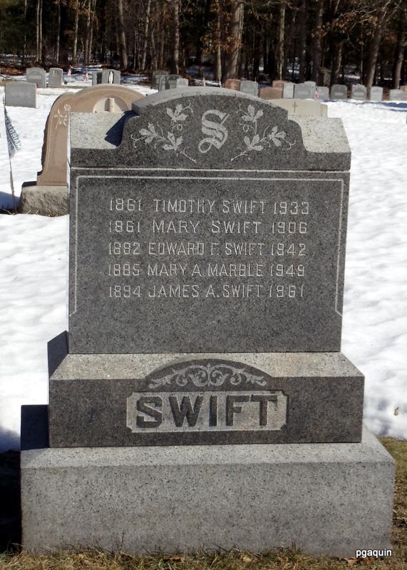 Mary Alice <i>Swift</i> Marble