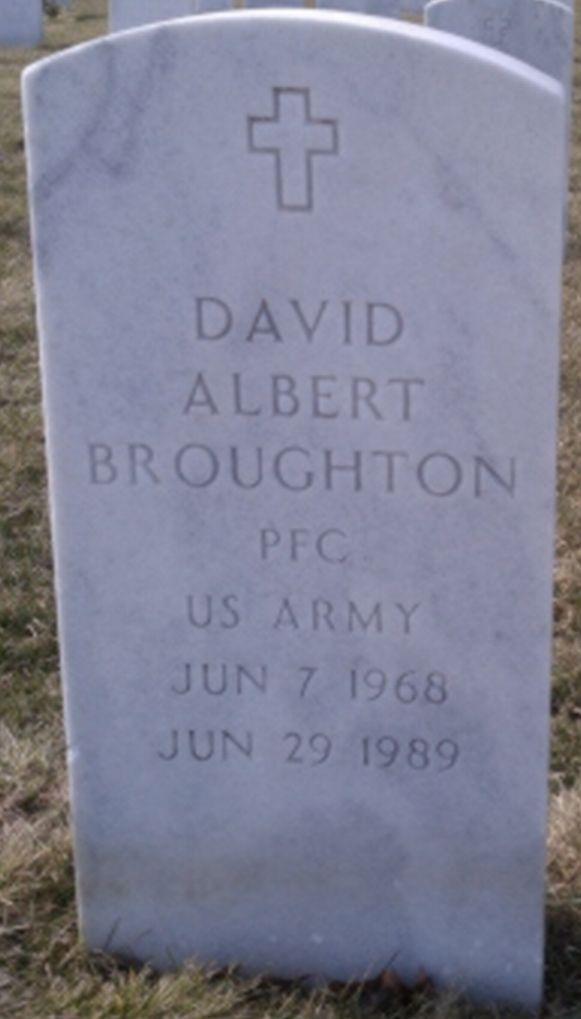 David Albert Broughton