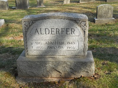 Abraham L. Alderfer