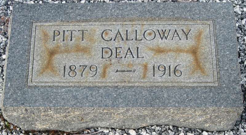 Pitt Calloway Deal