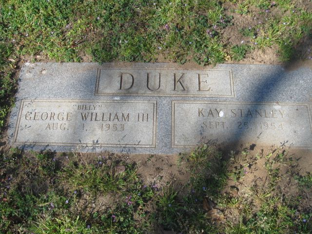 George William Duke, III