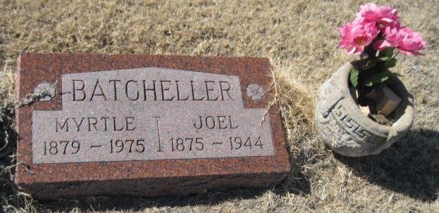 Myrtle Belle <i>Morton</i> Batcheller