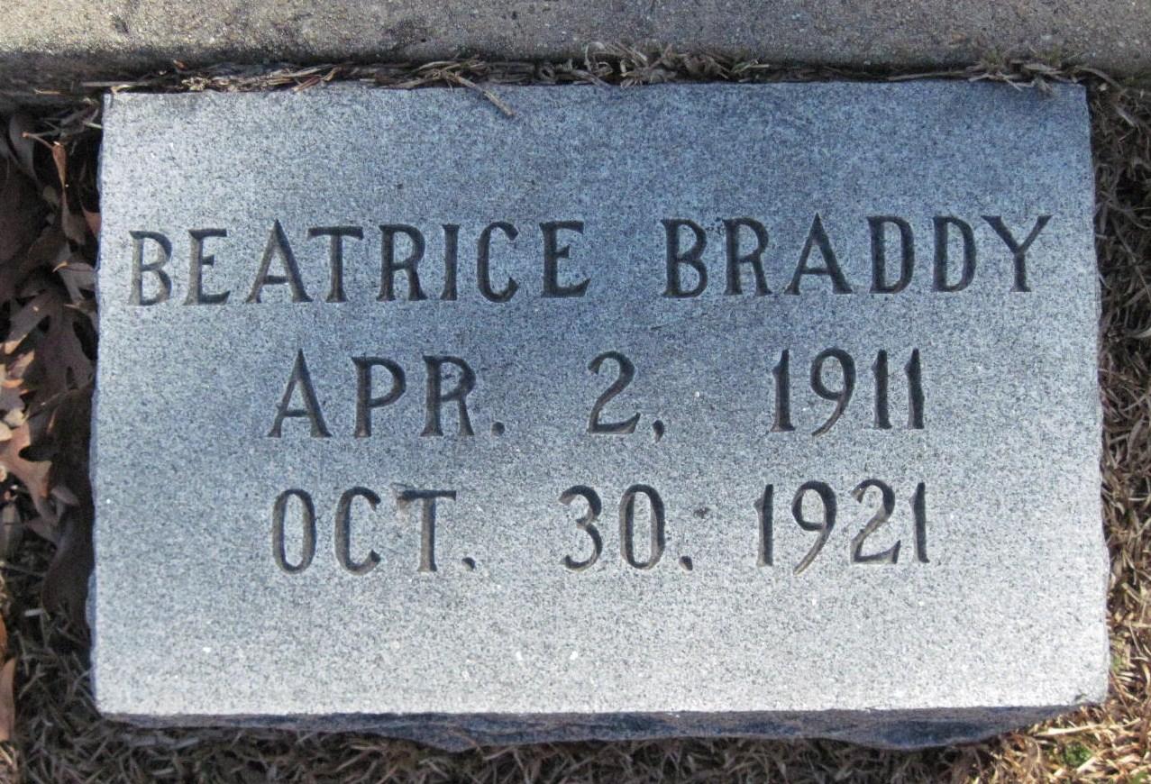 Beatrice Braddy