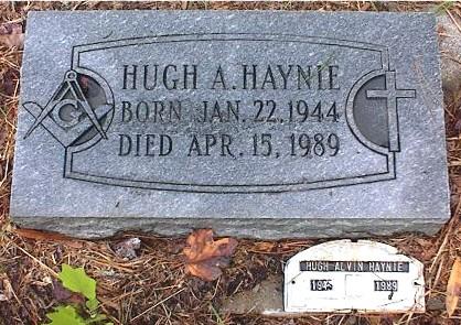 Hugh Alvin Haynie