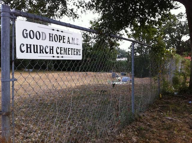 Good Hope AME Church Cemetery