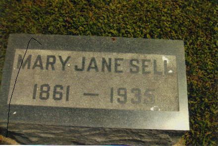 Mary Jane <i>Amstutz</i> Sell
