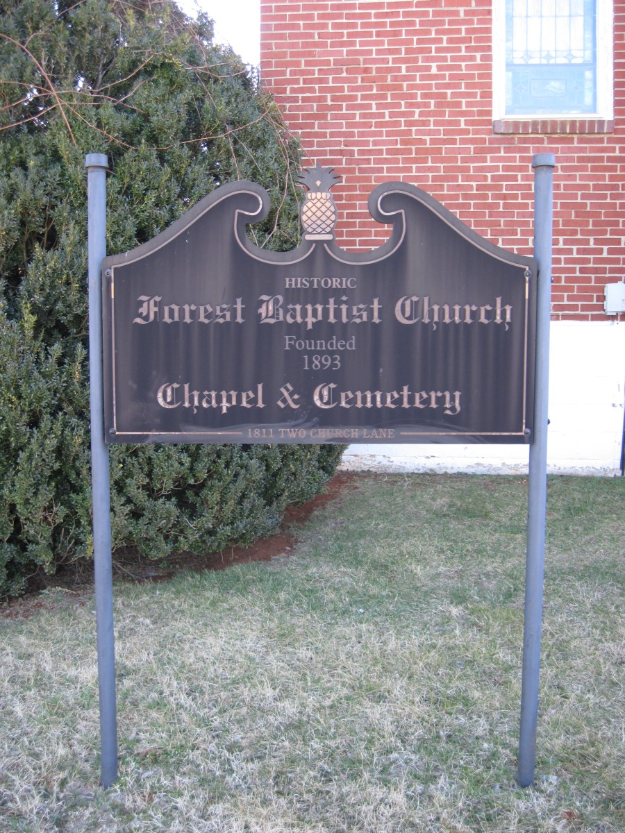 Forest Baptist Church Cemetery