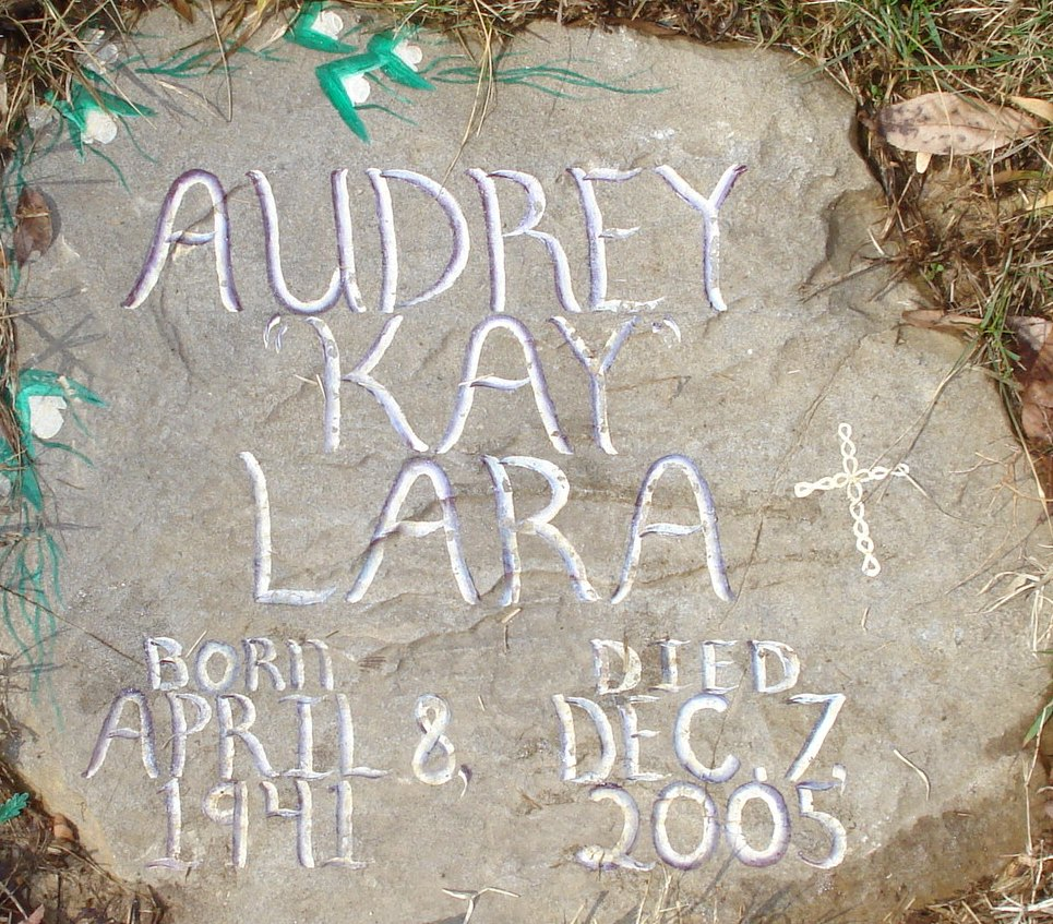 Audrey Woodworth Kahoun-Lara (1941-2005) - Find A Grave Memorial