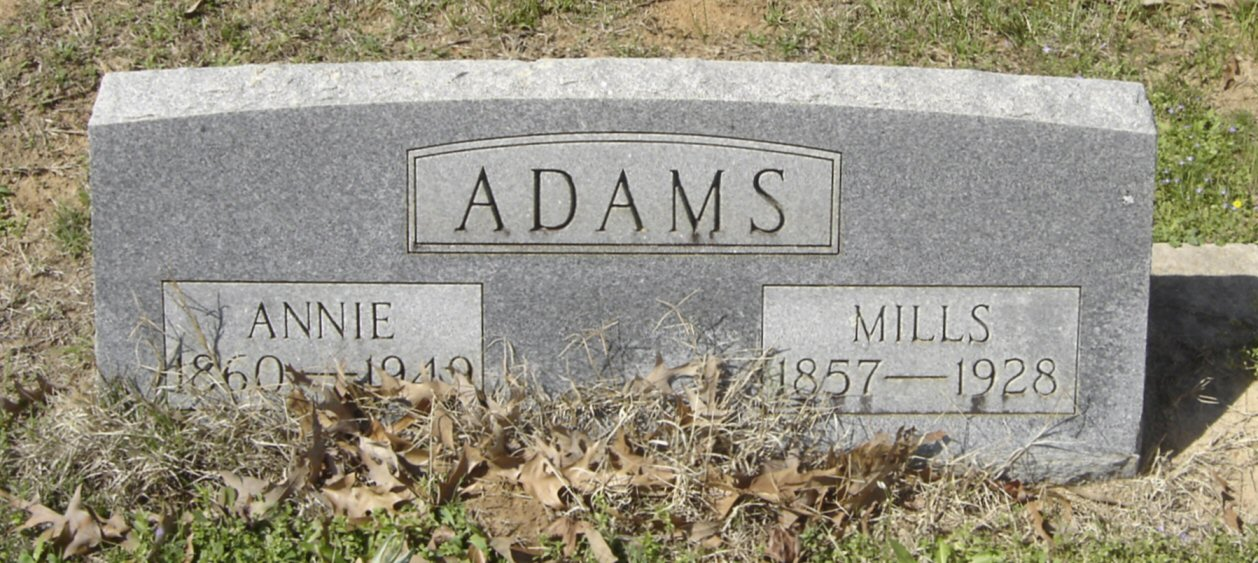 Mills E. Adams