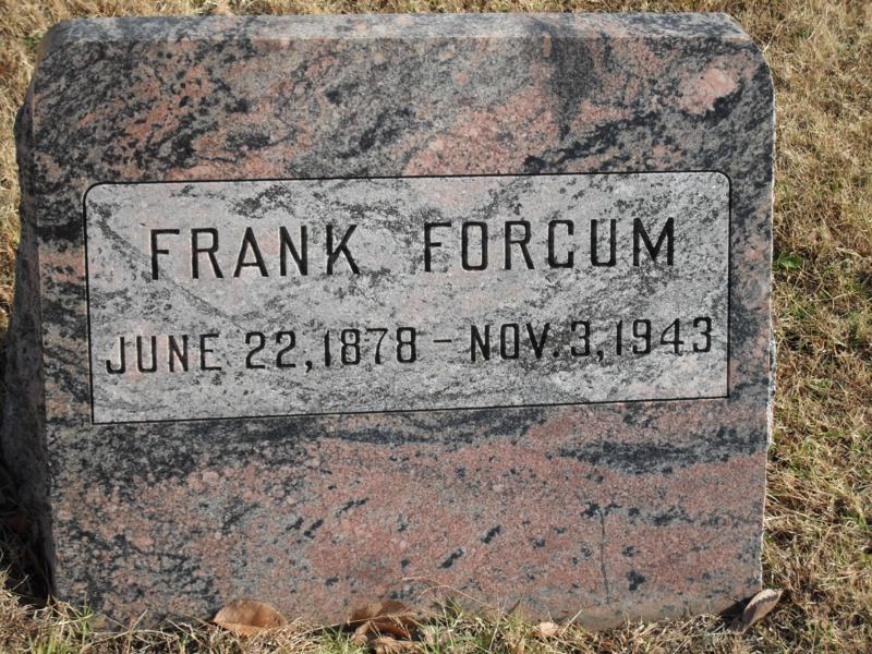 Frank Forcum