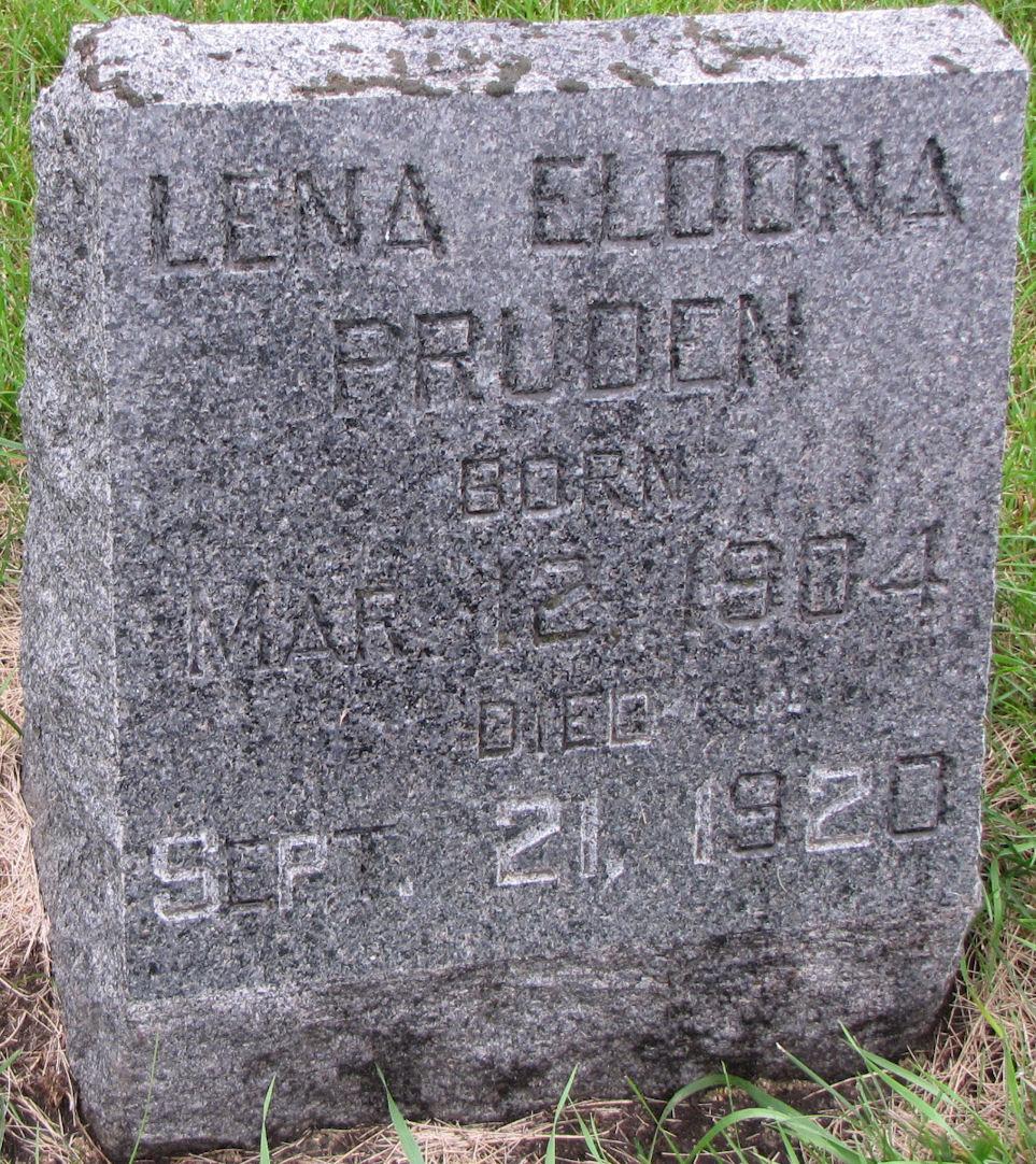 Lena Eldona Pruden
