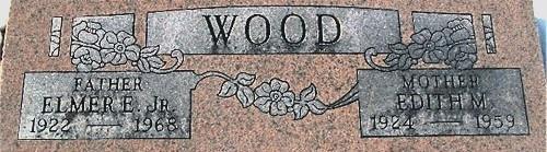 Edith M. <i>Cathcart</i> Wood