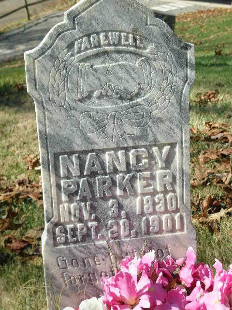 Nancy <i>Silver</i> Parker