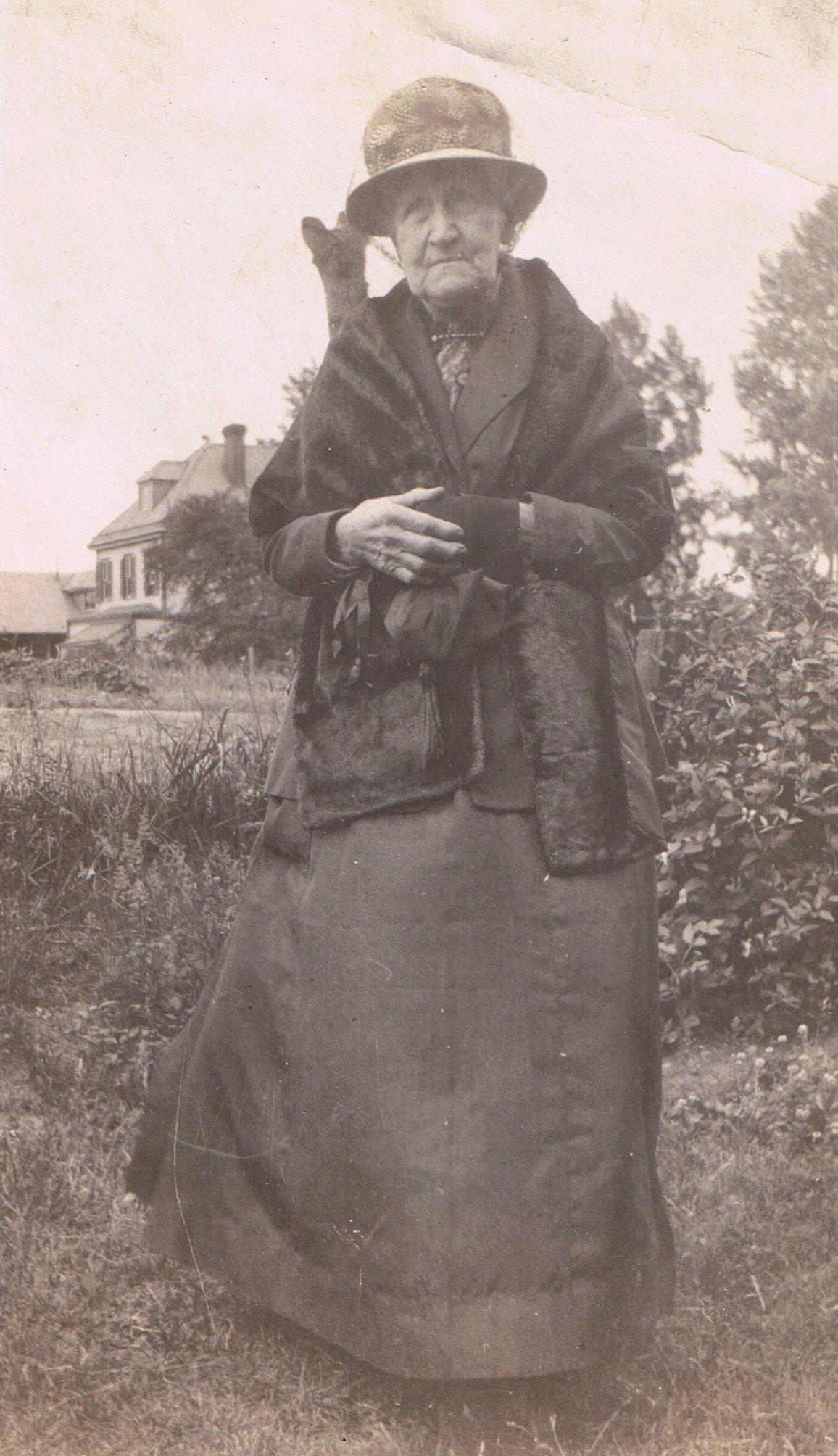 Jane Jennie <i>Charlton</i> McArthur