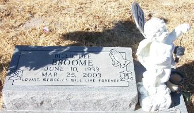 Billie Dee <i>Edmondson</i> Broome