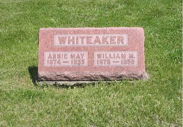 William Madison Will Whiteaker