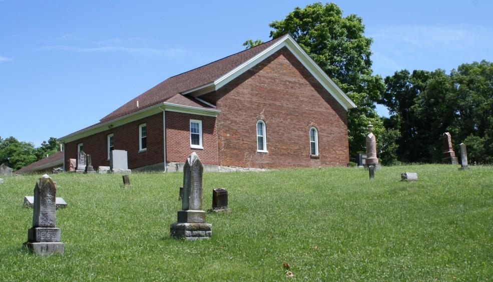 Coffee Creek Christian Church Cemetery