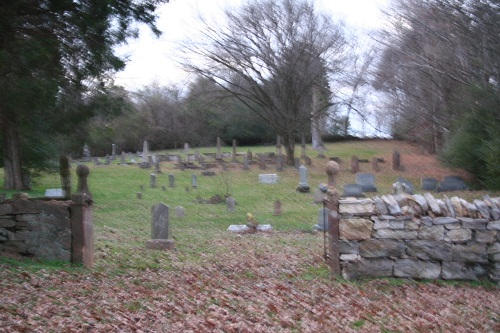 Reeses Chapel Cemetery