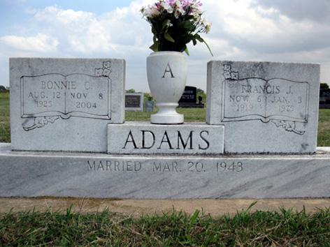 Bonnie Claire <i>West</i> Adams