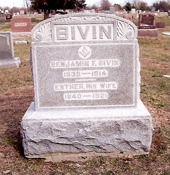 Esther <i>Sharp</i> Bivin