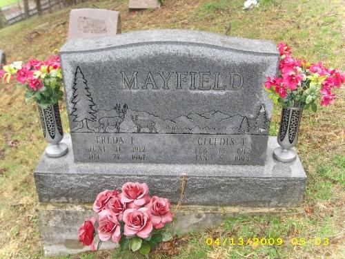 Freda I. Mayfield