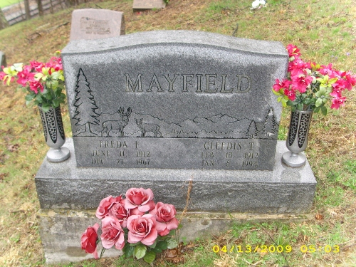 Cleedis T. Mayfield