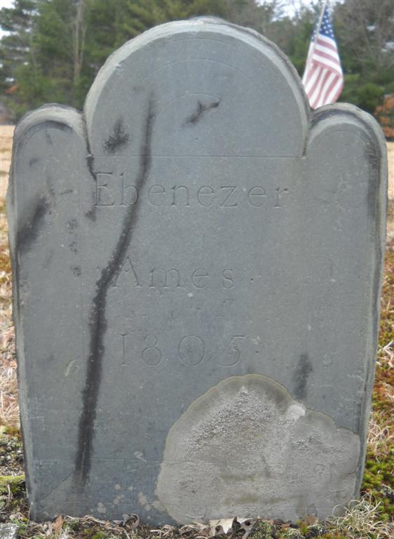 Ebenezer Ames