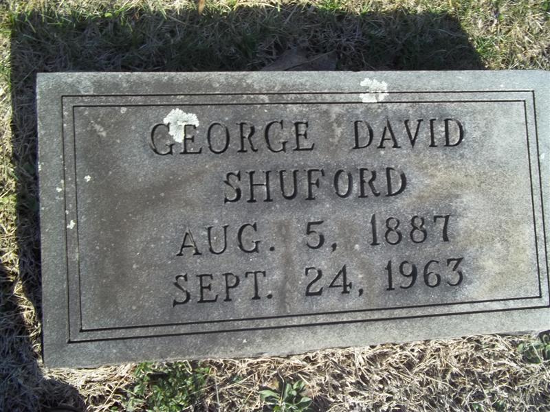 George David Shuford