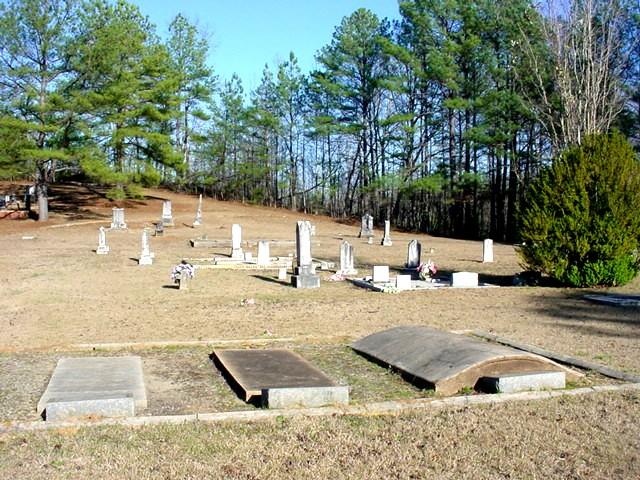 Old Pleasant Grove Cemetery