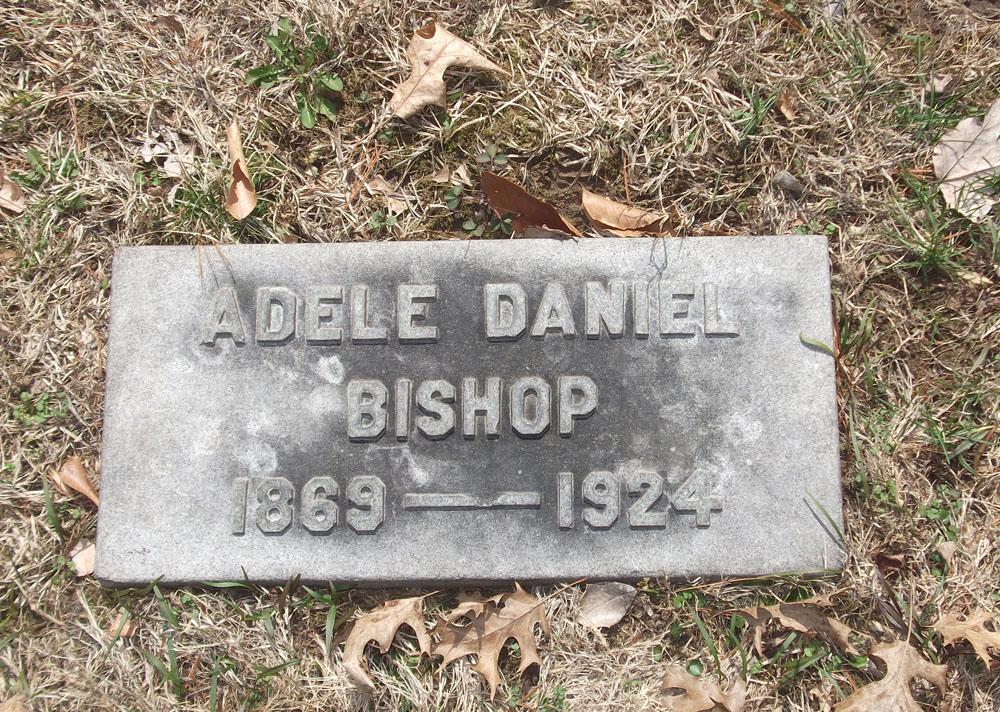 Adele Ada <i>Daniel</i> Bishop