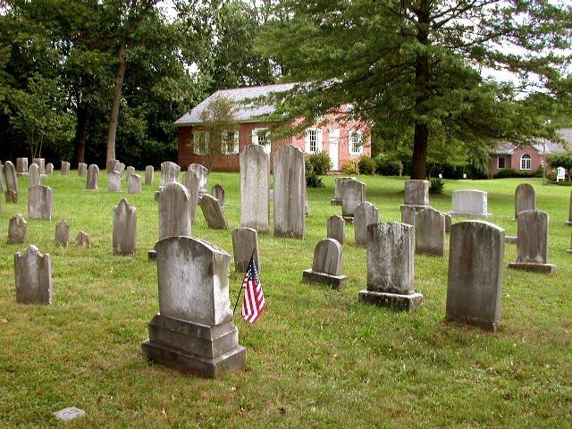 Bertolet's Mennonite Church Cemetery