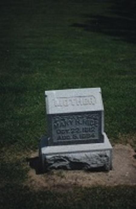 Mary H Rice