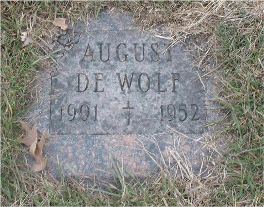August De Wolf