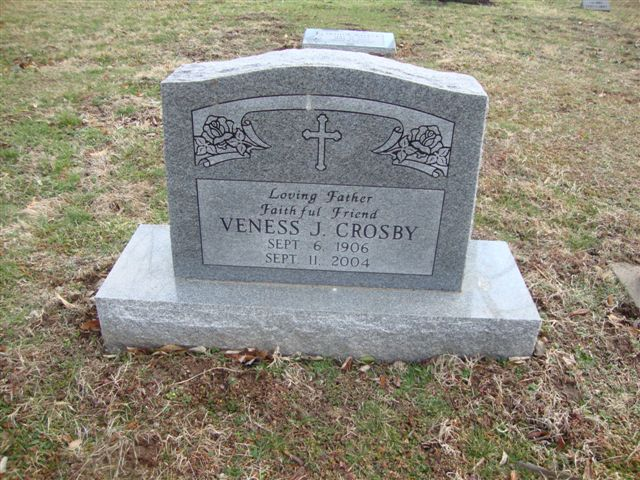 Veness J. Crosby