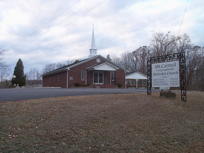 Mount Carmel Congregational Methodist Church Cemet