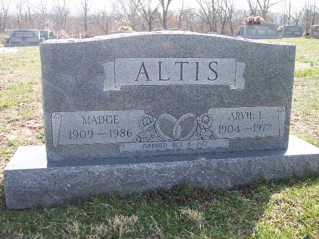 Madgeline Madge <i>West</i> Altis