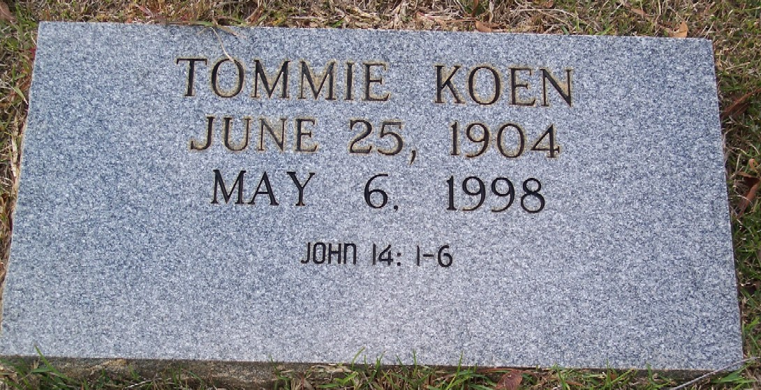 Tommie Koen